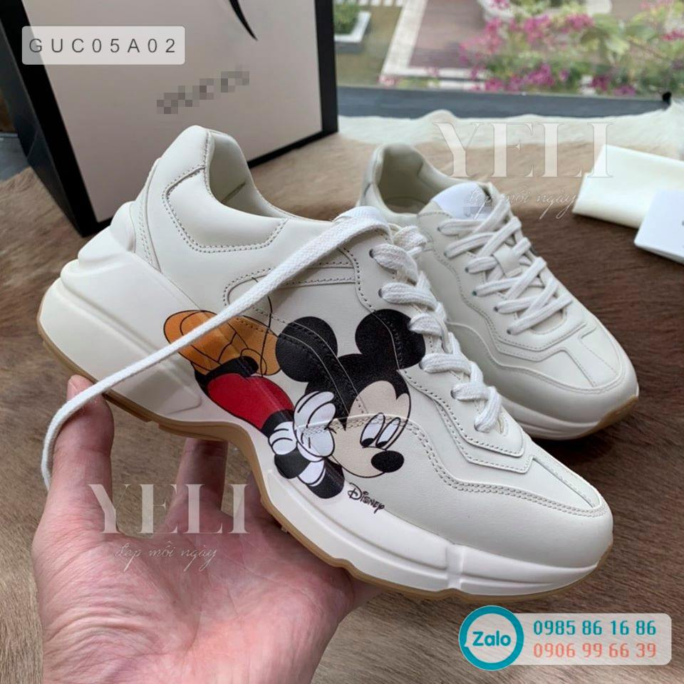 [ORDER] Gucci mickey mouse sneaker