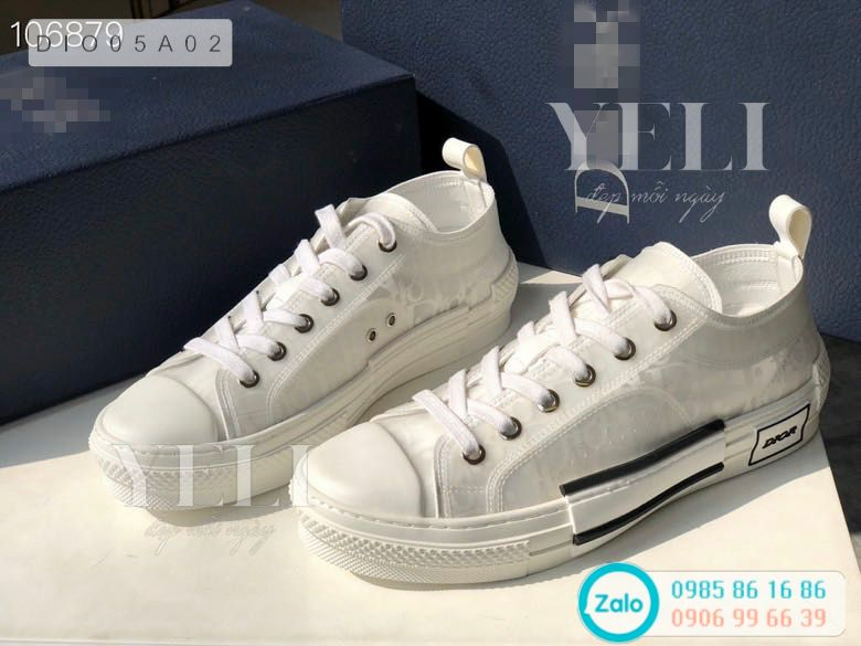 [ORDER] Dior Sneaker with logo