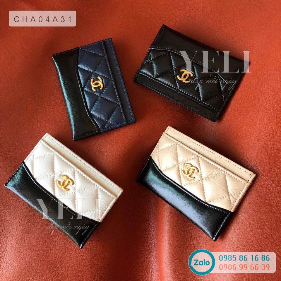 [ORDER] Chanel Card Holder