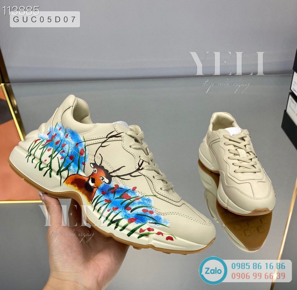 [ORDER]  Gucci dad sneaker 2020