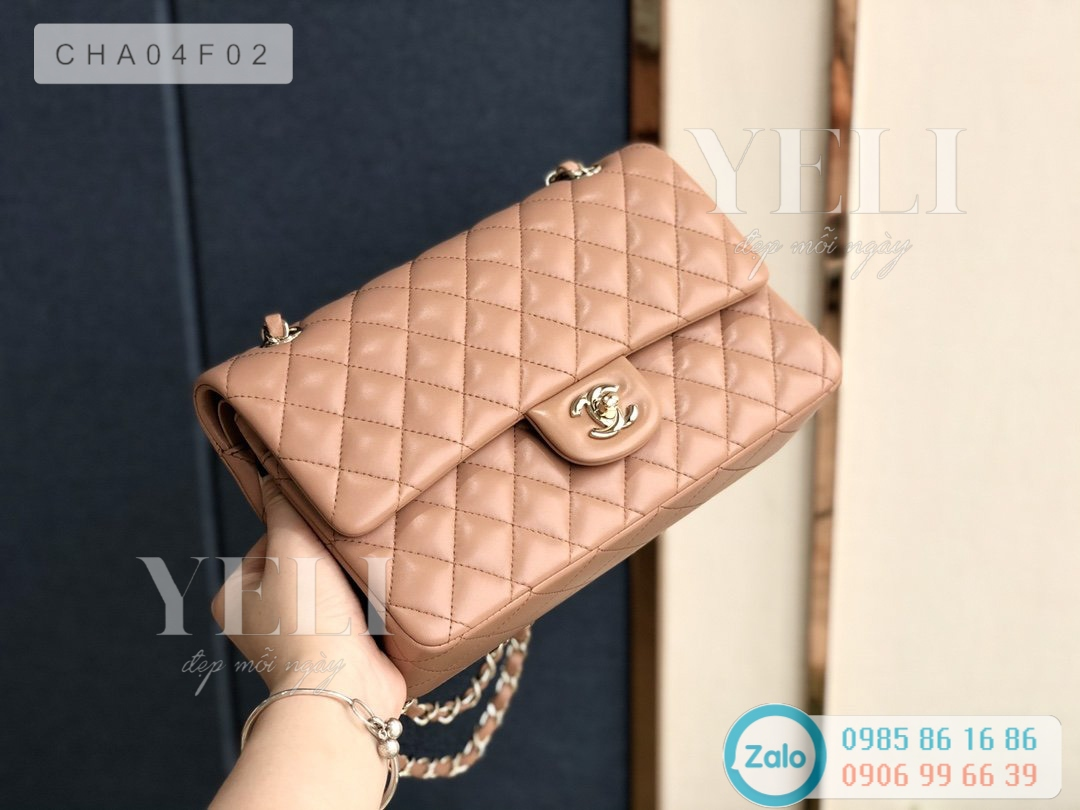 [ORDER] Chanel Classic ss21